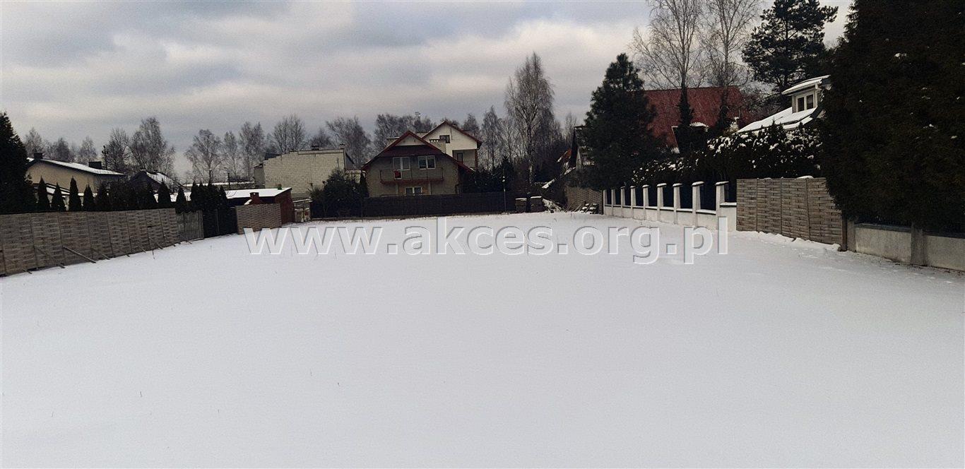 Działka komercyjna pod dzierżawę Zielonka, Bankówka  1600m2 Foto 2
