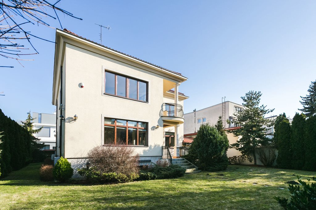 Dom na wynajem Warszawa, Mokotów, Pod Skocznią  488m2 Foto 4