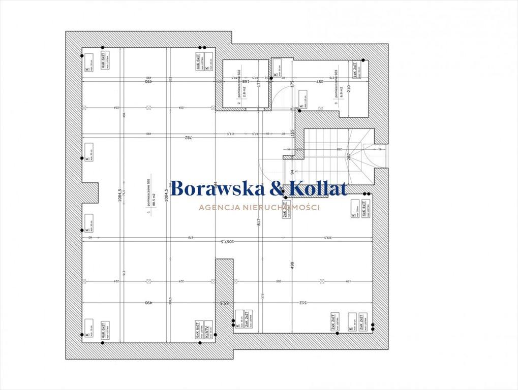 Dom na wynajem Warszawa, Żoliborz, Elżbiety Drużbackiej  700m2 Foto 3