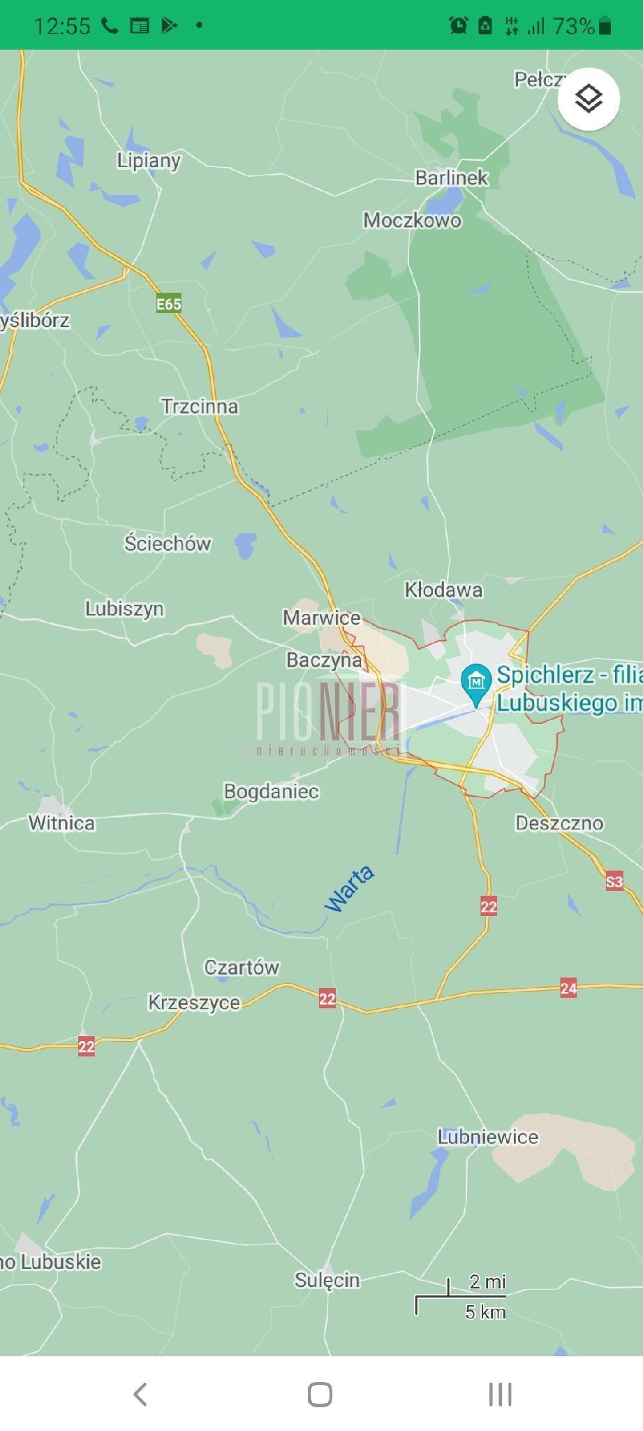 Lokal użytkowy na sprzedaż Gorzów Wielkopolski  300m2 Foto 1