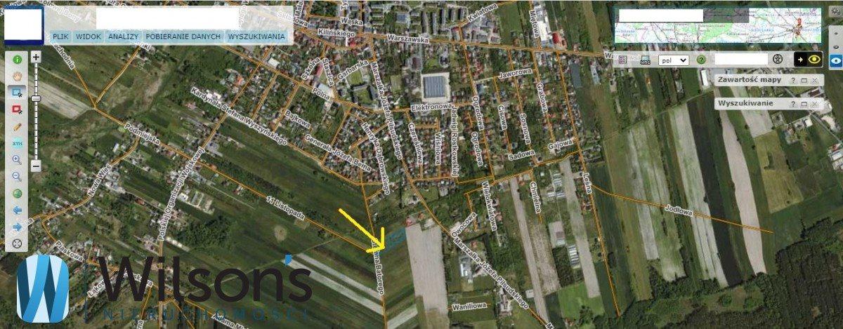 Działka przemysłowo-handlowa na sprzedaż Nasielsk, Sosnowa  5842m2 Foto 2