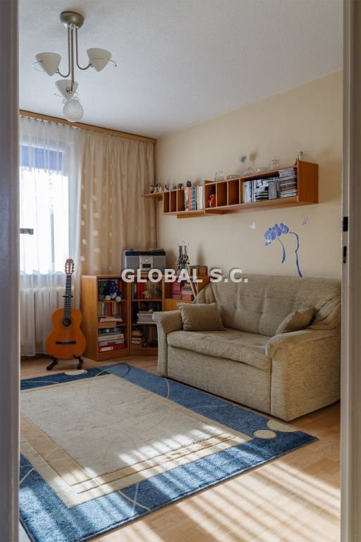 Mieszkanie trzypokojowe na sprzedaż Kraków, Podgórze Duchackie, Kurdwanów  62m2 Foto 3