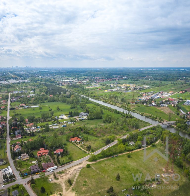 Działka budowlana na sprzedaż Stanisławów Pierwszy, Słoneczna  5440m2 Foto 13