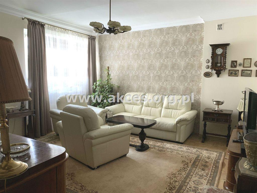Mieszkanie czteropokojowe  na sprzedaż Warszawa, Mokotów, Dolny Mokotów  128m2 Foto 1