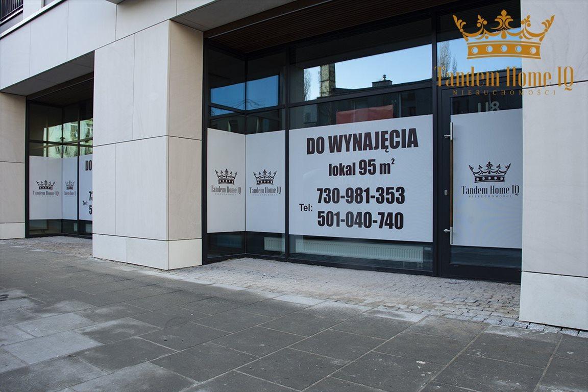 Lokal użytkowy na wynajem Warszawa, Wola Mirów, Krochmalna  96m2 Foto 1