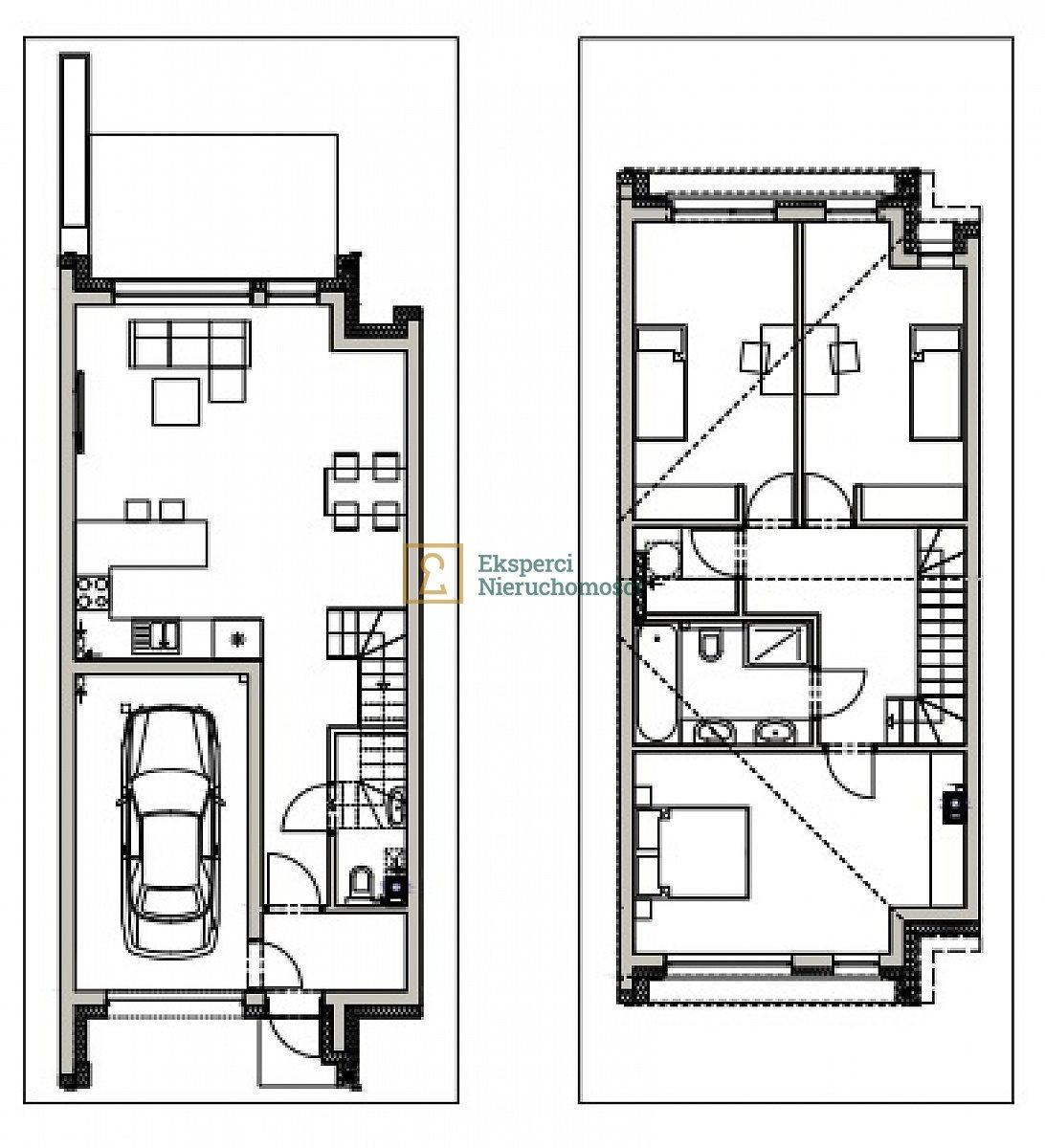 Dom na sprzedaż Rzeszów, Budziwój  127m2 Foto 13