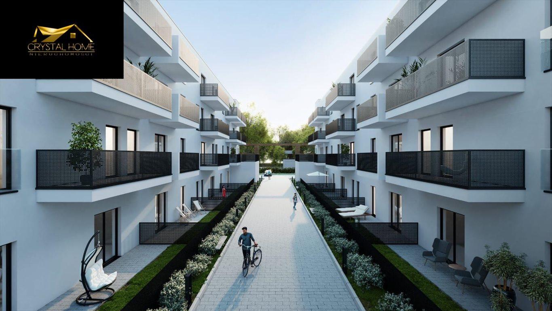 Mieszkanie dwupokojowe na sprzedaż Świdnica  44m2 Foto 1