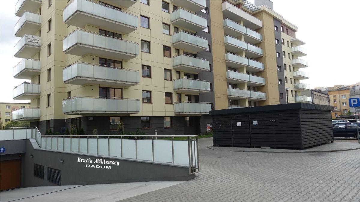 Mieszkanie trzypokojowe na wynajem Radom, Centrum, Młynarska  71m2 Foto 1