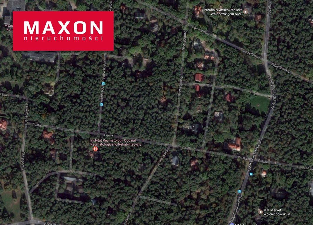 Działka leśna na sprzedaż Konstancin-Jeziorna  9976m2 Foto 1