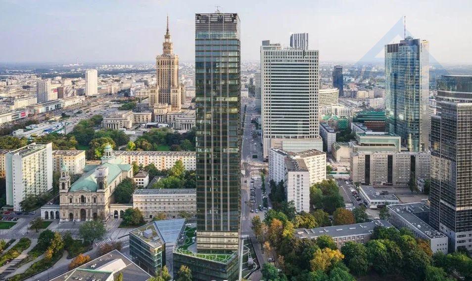 Lokal użytkowy na wynajem Warszawa, Śródmieście  305m2 Foto 1