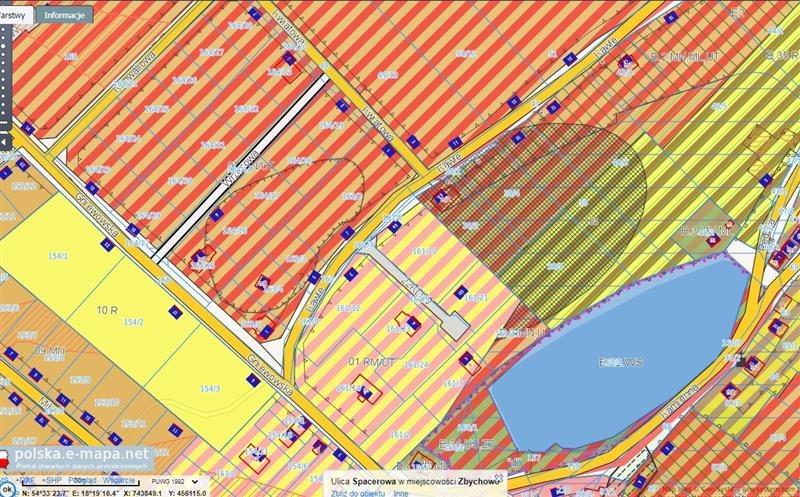 Działka inna na sprzedaż Zbychowo, Kawle  3100m2 Foto 2