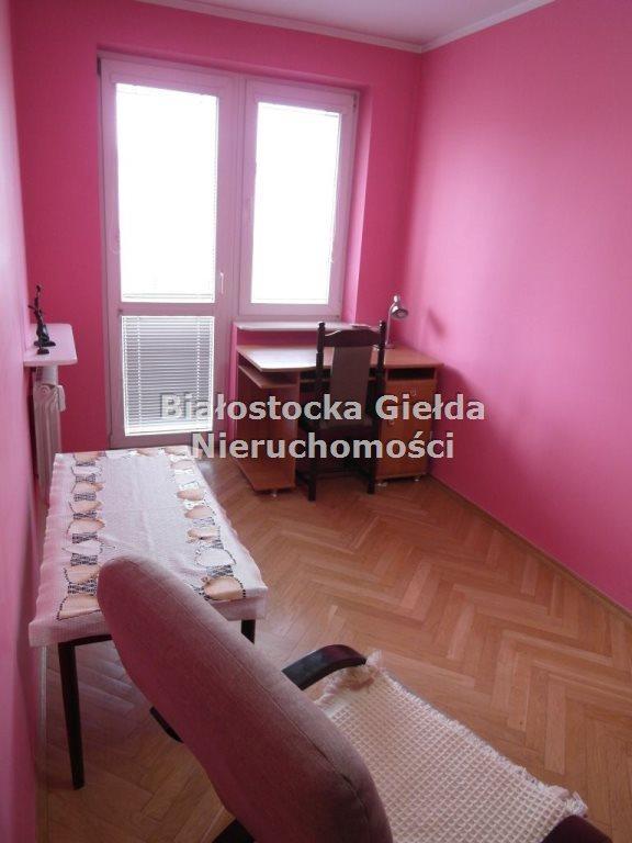 Mieszkanie trzypokojowe na wynajem Białystok, Piaski  54m2 Foto 7