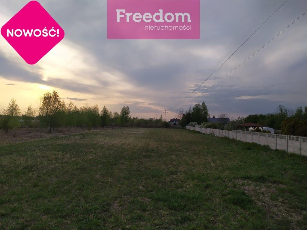Działka budowlana na sprzedaż Głowno, Dworska  2611m2 Foto 1