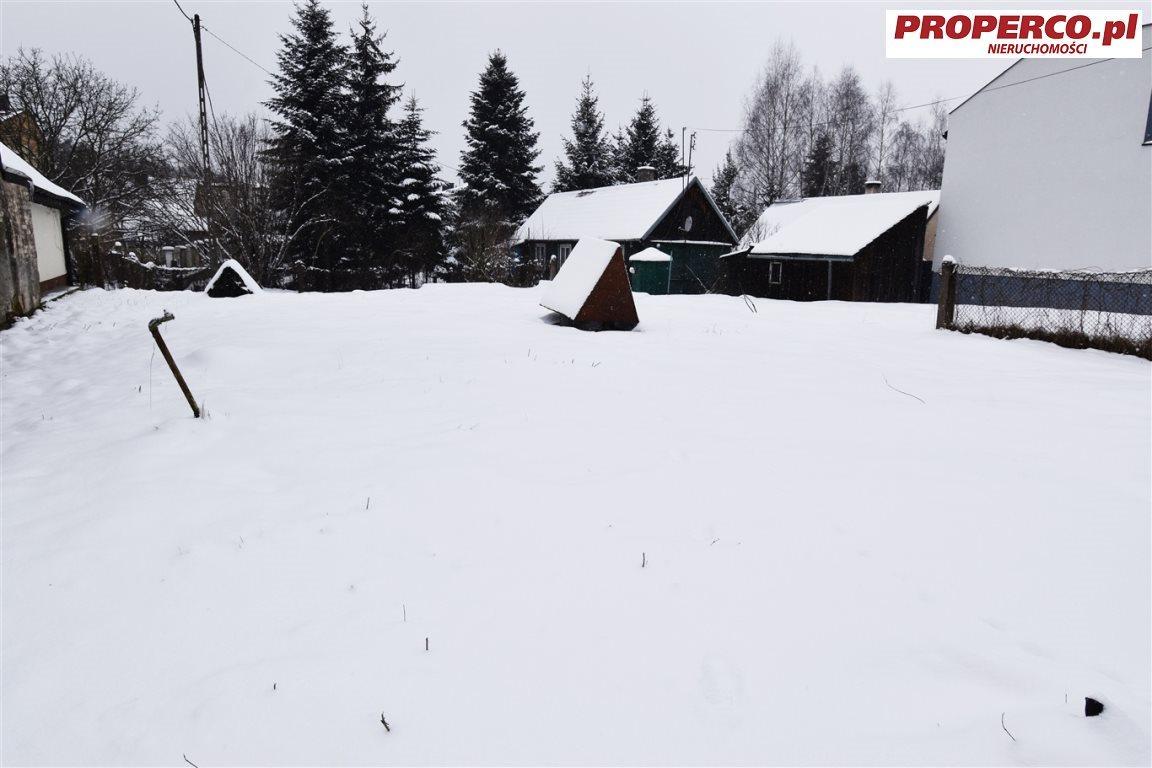 Działka budowlana na sprzedaż Kielce, Baranówek, Konecka  620m2 Foto 3