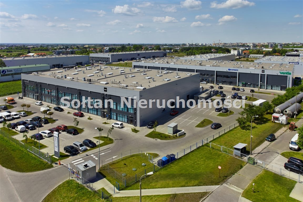 Lokal użytkowy na wynajem Warszawa, Włochy, Okęcie  427m2 Foto 5