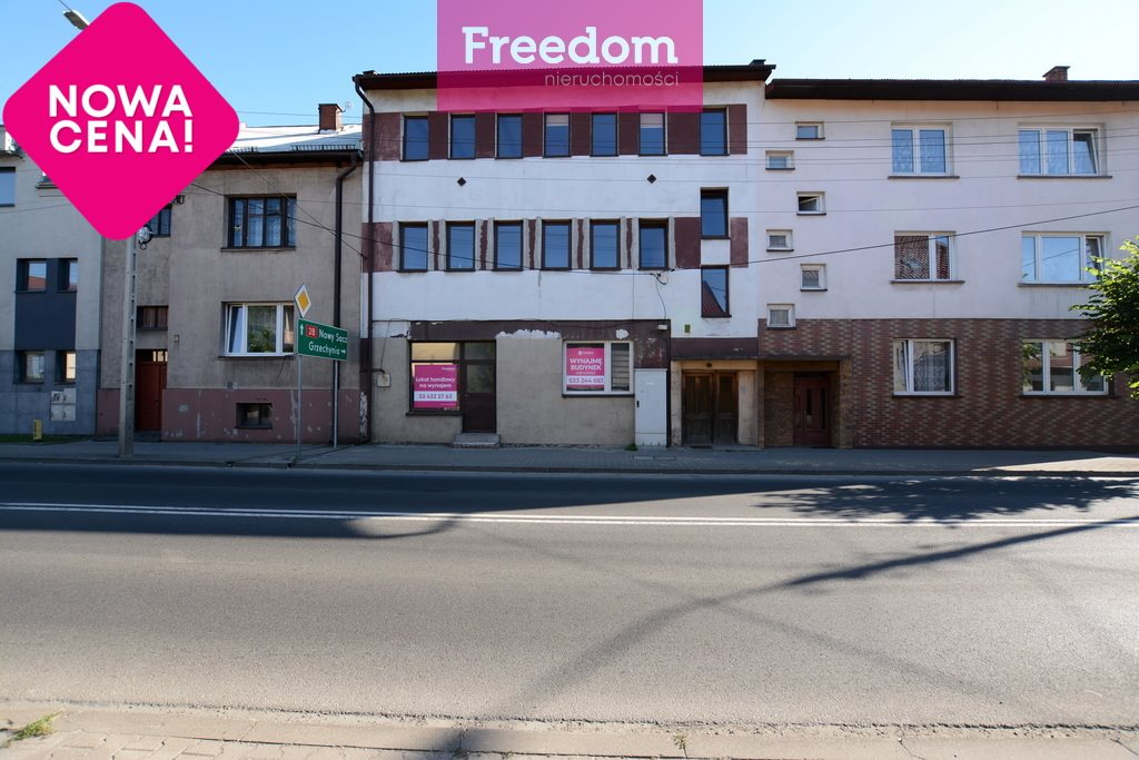Lokal użytkowy na wynajem Maków Podhalański, Wolności  85m2 Foto 1