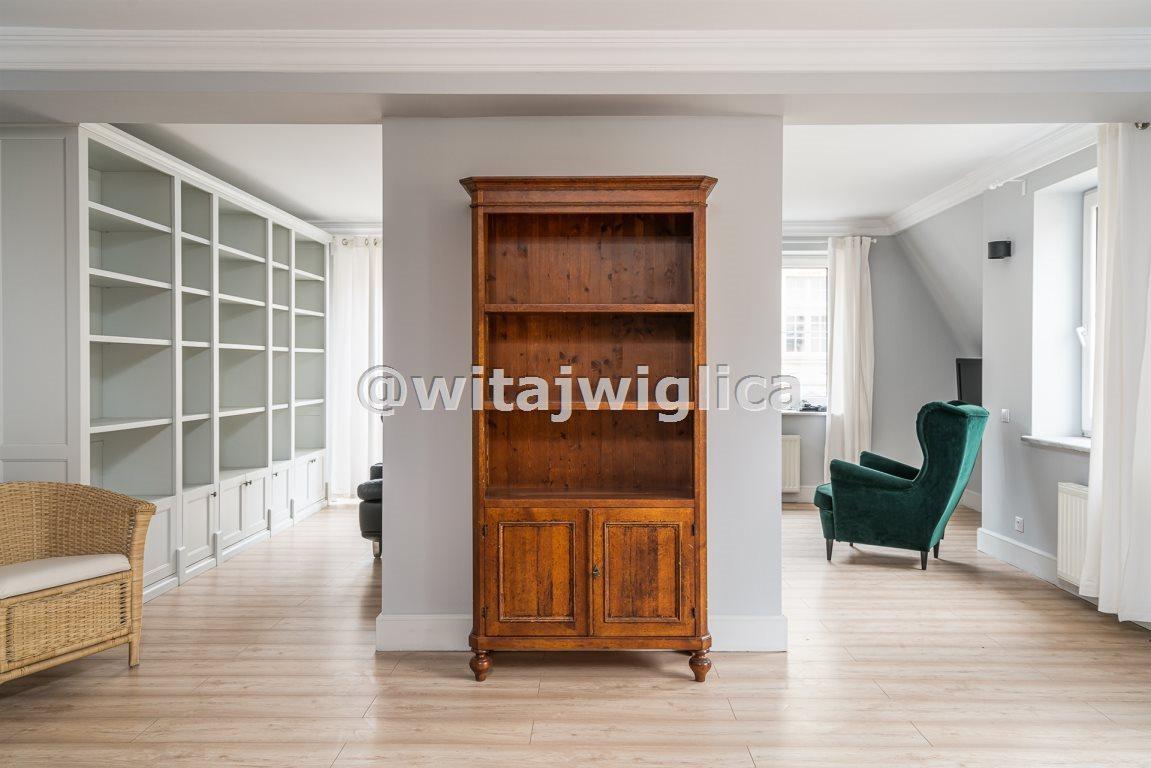 Mieszkanie dwupokojowe na wynajem Wrocław, Stare Miasto, Rynek, Kuźnicza  79m2 Foto 4
