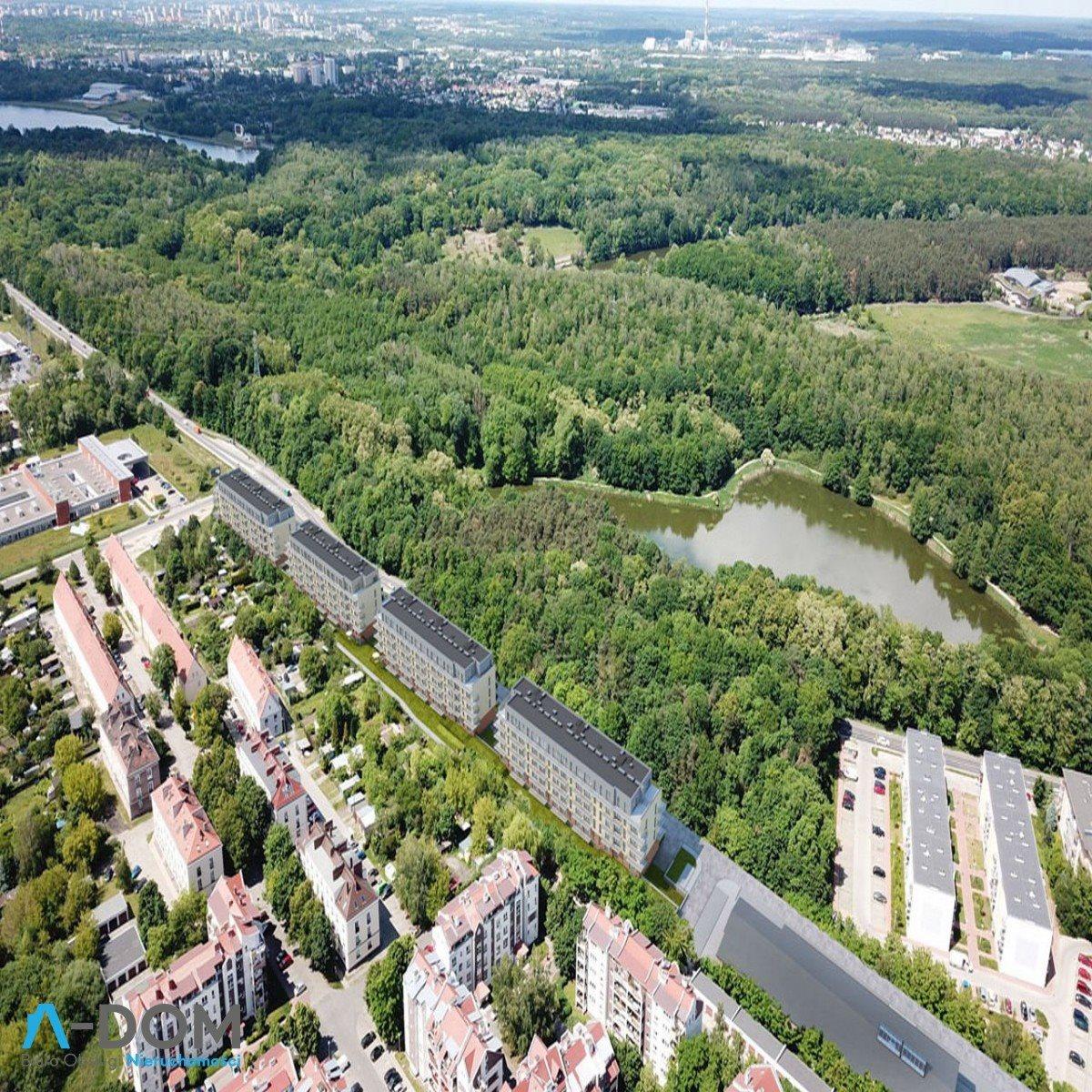 Mieszkanie dwupokojowe na sprzedaż Poznań, Malta, abpa Walentego Dymka  41m2 Foto 5
