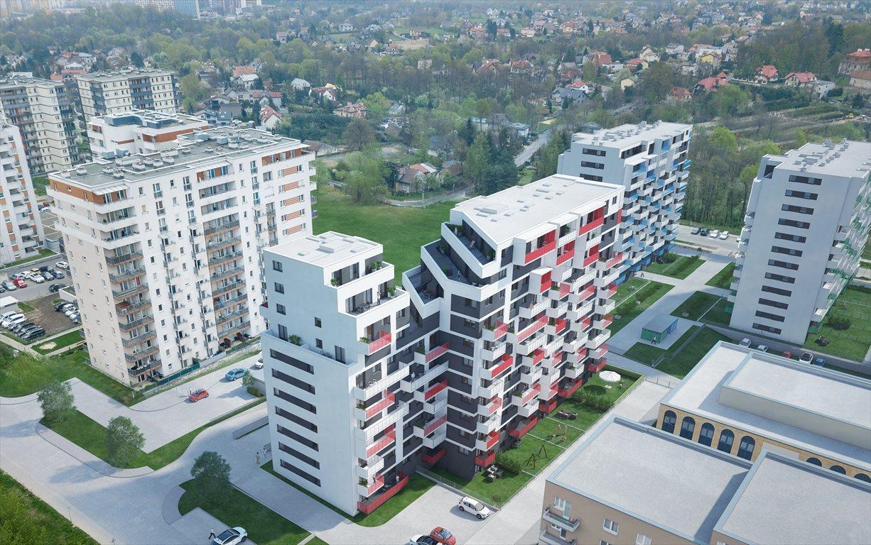Mieszkanie trzypokojowe na sprzedaż Kraków, Kraków-Podgórze, Bochenka 12  62m2 Foto 7