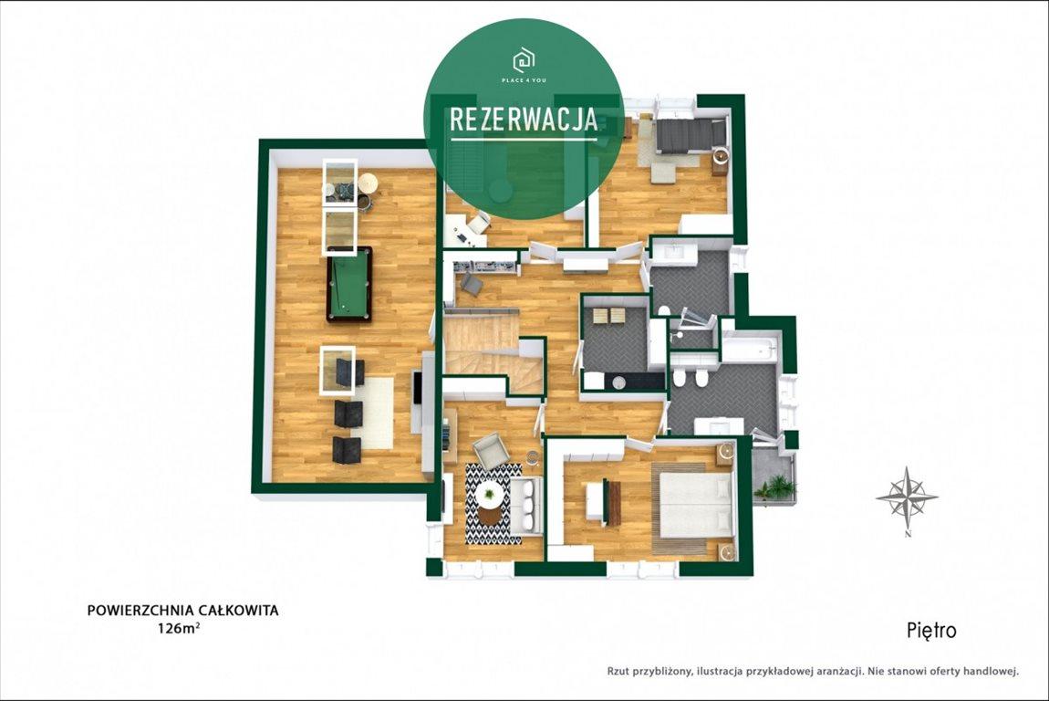 Dom na sprzedaż Warszawa, Ursynów Grabów, Kądziołeczki  290m2 Foto 6