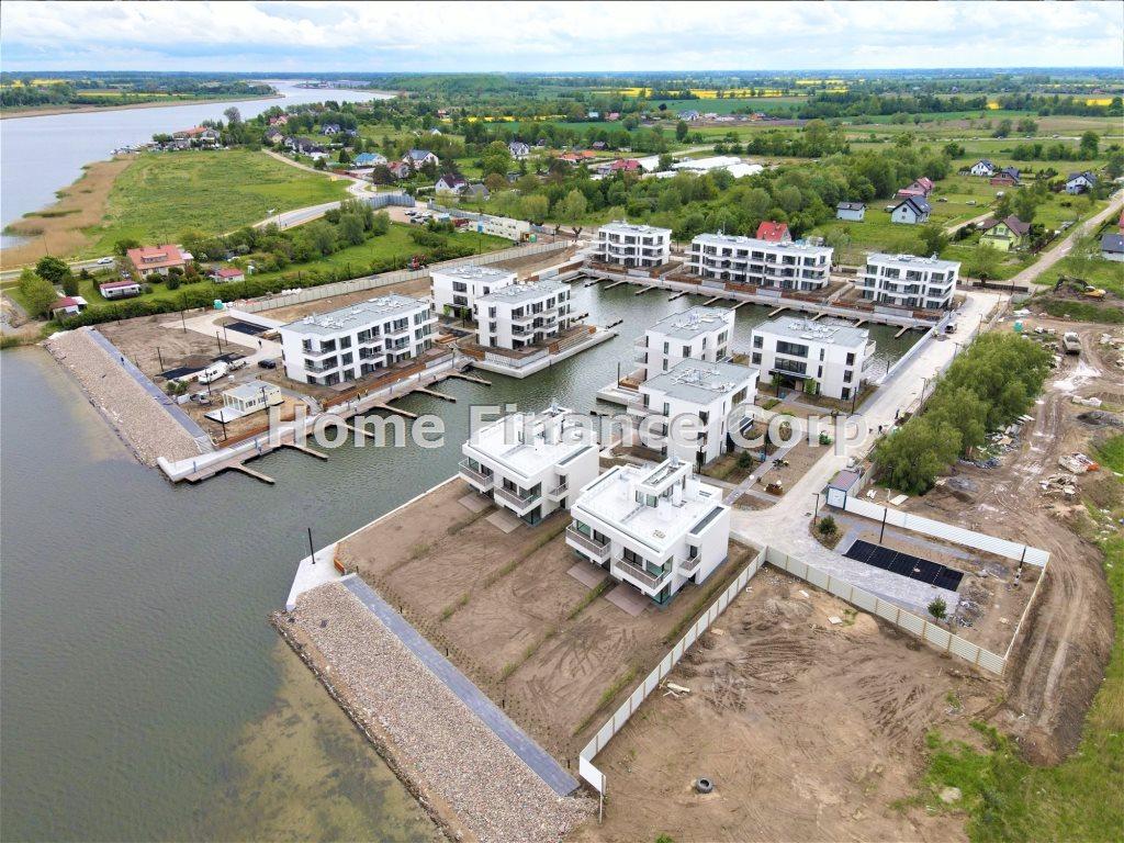 Mieszkanie trzypokojowe na sprzedaż Gdańsk, Wyspa Sobieszewska  82m2 Foto 10