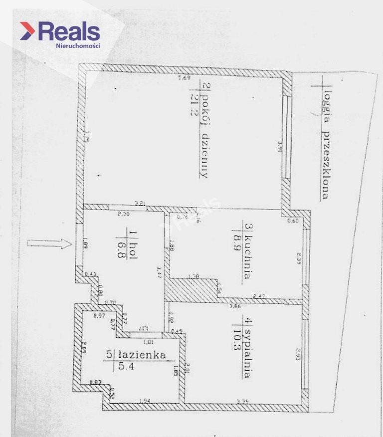 Mieszkanie dwupokojowe na sprzedaż Warszawa, Wola, Muranów, Okopowa  53m2 Foto 12