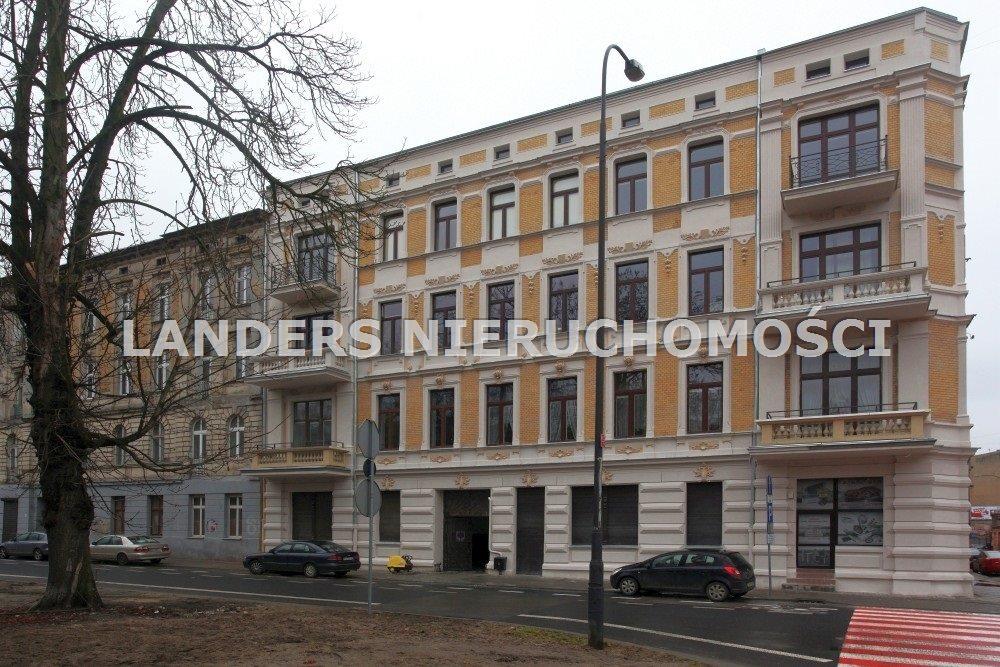 Mieszkanie dwupokojowe na wynajem Łódź, Polskiej Organizacji Wojskowej  68m2 Foto 2