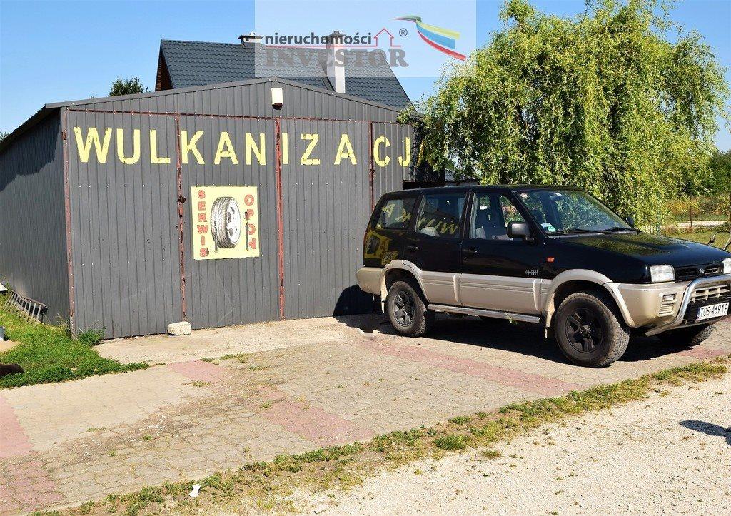 Lokal użytkowy na sprzedaż Chmielnik  4000m2 Foto 8