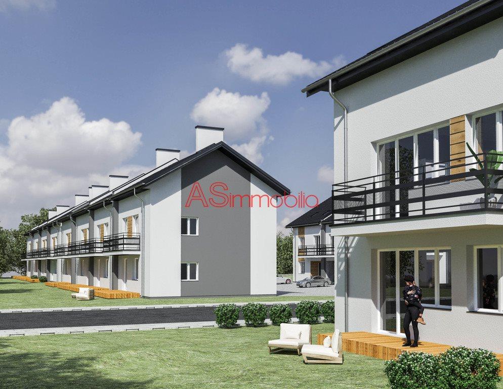 Mieszkanie trzypokojowe na sprzedaż Marki, Błękitna  113m2 Foto 3