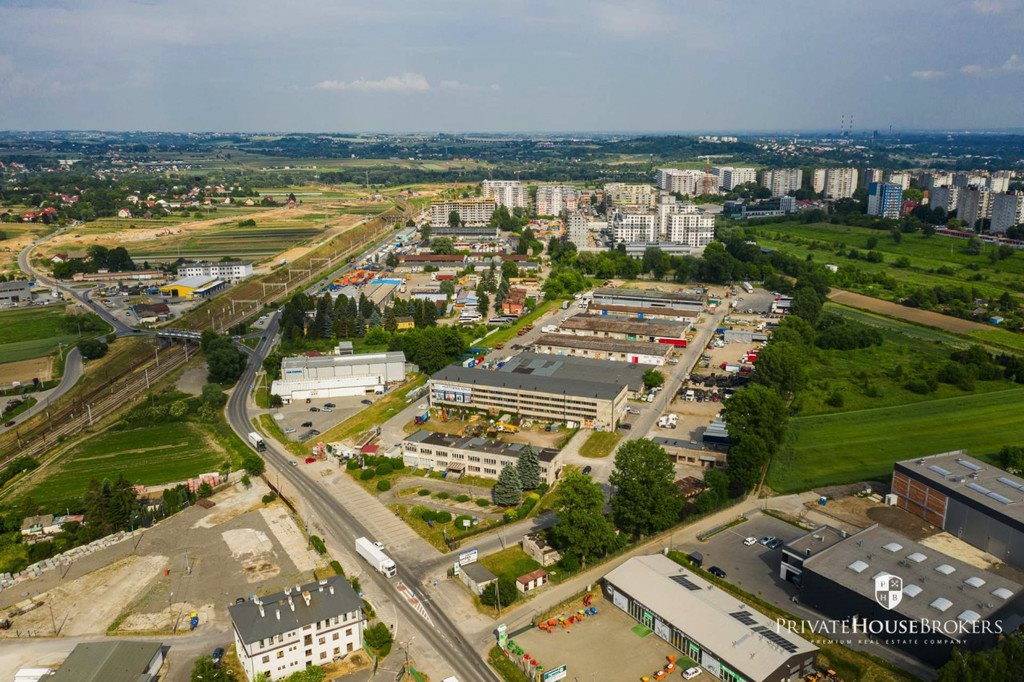 Działka przemysłowo-handlowa na sprzedaż Kraków, Prądnik Czerwony, Prądnik Czerwony, Powstańców  58203m2 Foto 3