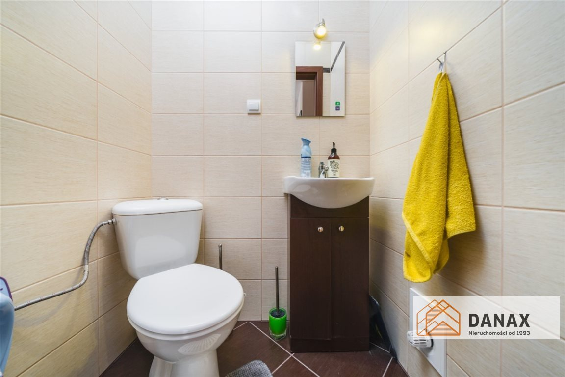 Mieszkanie trzypokojowe na sprzedaż Kraków, Dębniki, Sidzina, Leona Petrażyckiego  58m2 Foto 8