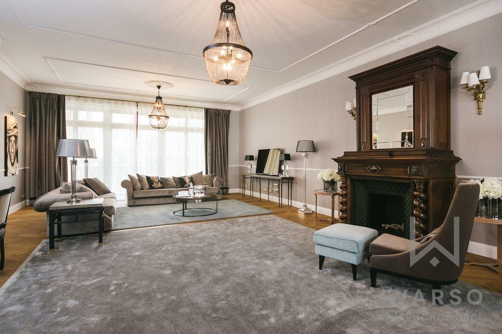 Luksusowe mieszkanie na sprzedaż Warszawa, Śródmieście, Powiśle, Drewniana  304m2 Foto 6