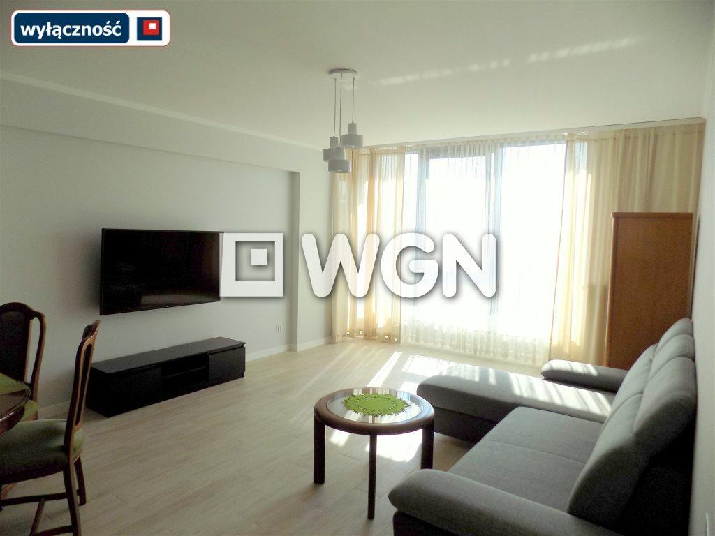 Mieszkanie dwupokojowe na wynajem Ełk, Centrum  55m2 Foto 3