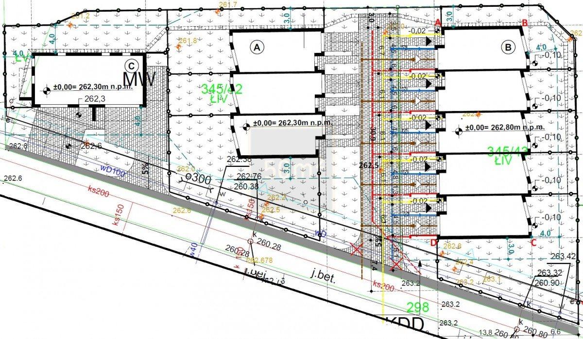 Działka budowlana na sprzedaż Brzeziny-Kolonia, Rzeczna  4029m2 Foto 1