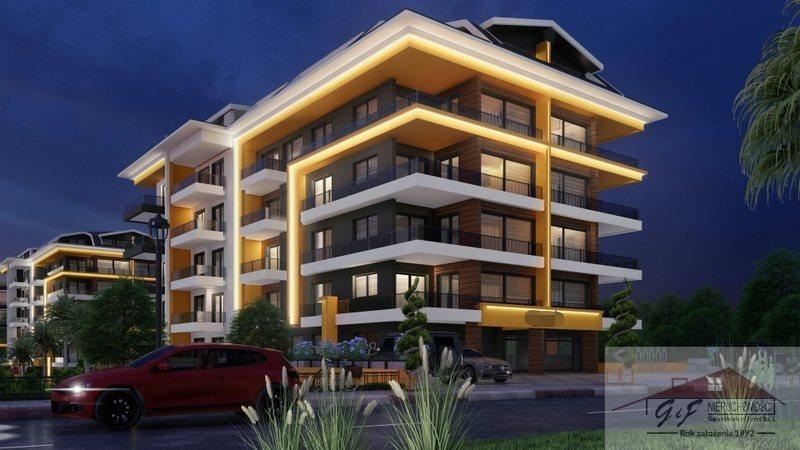 Mieszkanie trzypokojowe na sprzedaż Turcja, Alanya - Kestel, Alanya - Kestel  102m2 Foto 7