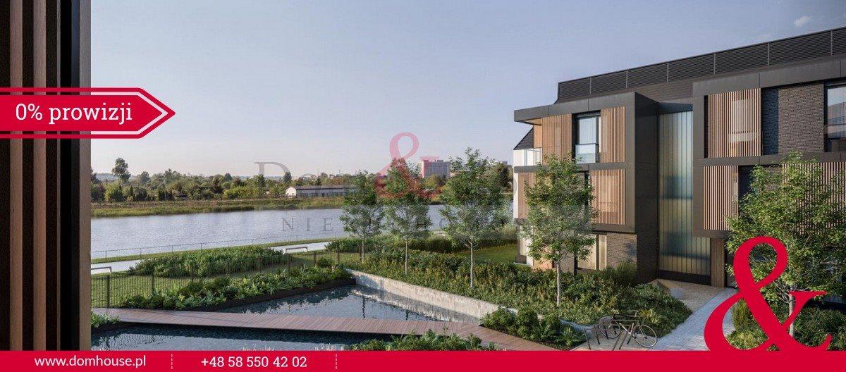 Mieszkanie dwupokojowe na sprzedaż Gdańsk, Jelitkowo, Bursztynowa  49m2 Foto 1