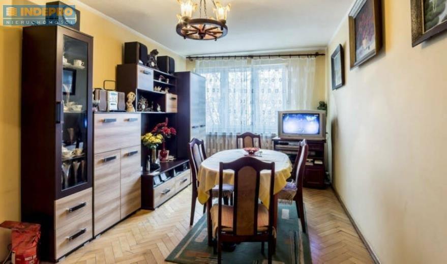Mieszkanie trzypokojowe na sprzedaż Kraków, Bieńczyce, Osiedle Wysokie  56m2 Foto 1
