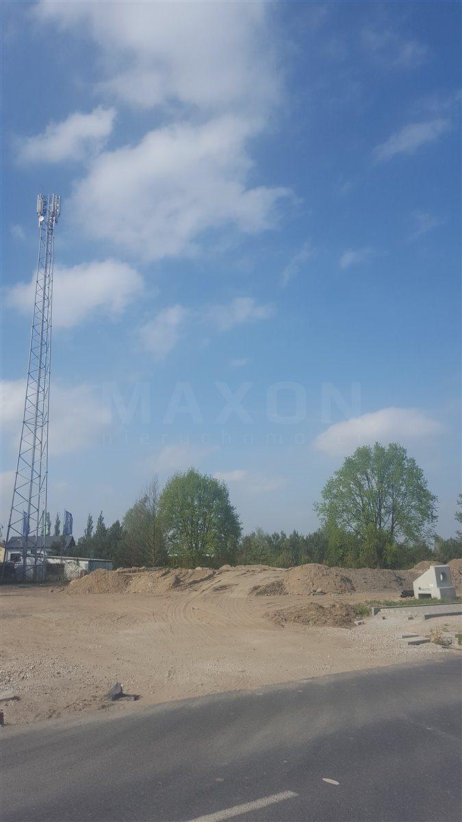 Działka przemysłowo-handlowa na sprzedaż Nadarzyn  3667m2 Foto 5