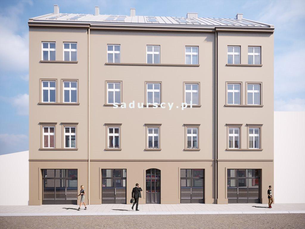 Mieszkanie dwupokojowe na sprzedaż Kraków, Podgórze, Stare Podgórze, Kalwaryjska  30m2 Foto 1
