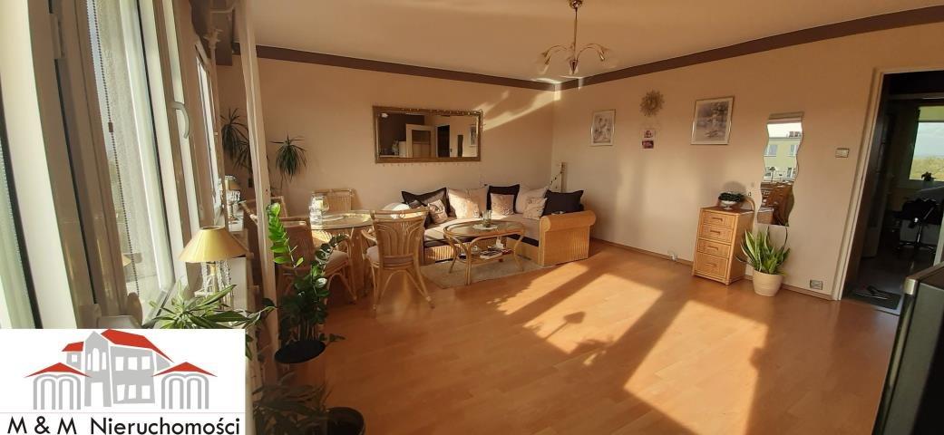 Mieszkanie trzypokojowe na sprzedaż Grudziądz, Strzemięcin  61m2 Foto 5