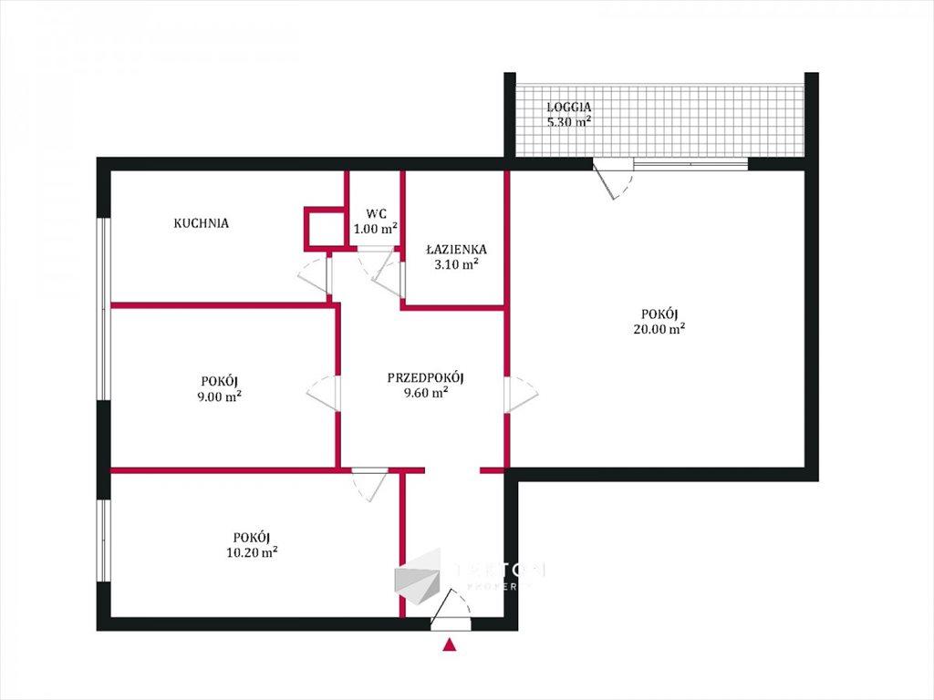 Mieszkanie trzypokojowe na sprzedaż Gdańsk, Piecki-Migowo, Henryka Arctowskiego  65m2 Foto 4