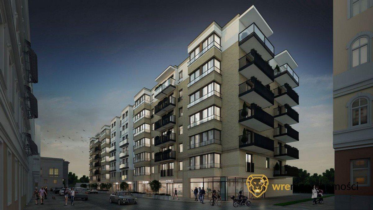 Mieszkanie trzypokojowe na sprzedaż Wrocław, Śródmieście, Kręta  57m2 Foto 1