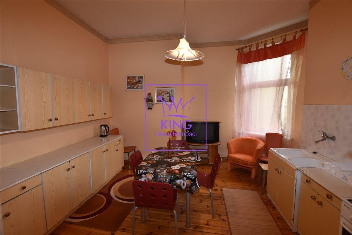 Mieszkanie czteropokojowe  na sprzedaż Szczecin, Centrum  117m2 Foto 4