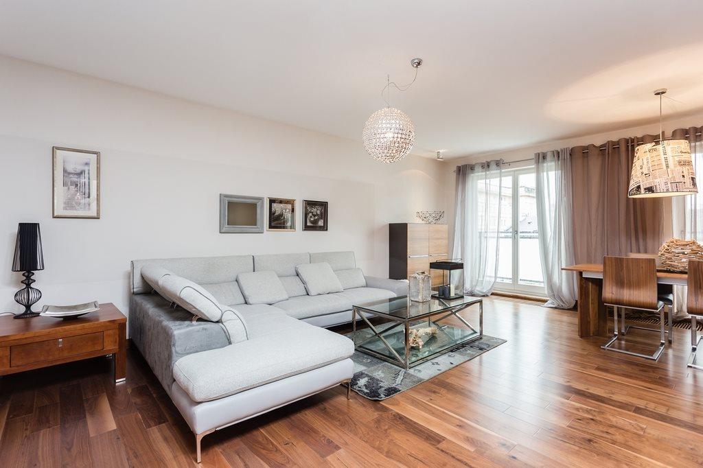 Mieszkanie trzypokojowe na wynajem Warszawa, Śródmieście, Piękna  90m2 Foto 2
