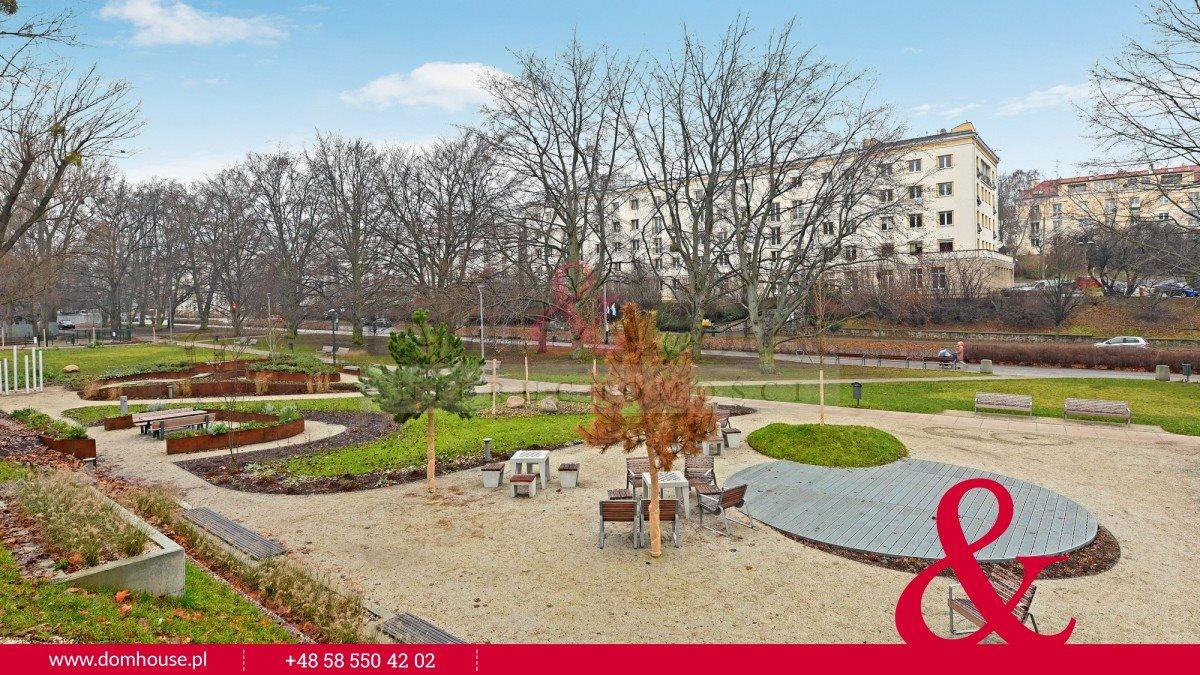 Mieszkanie dwupokojowe na wynajem Gdynia, Kamienna Góra, marsz. Piłsudskiego  40m2 Foto 10
