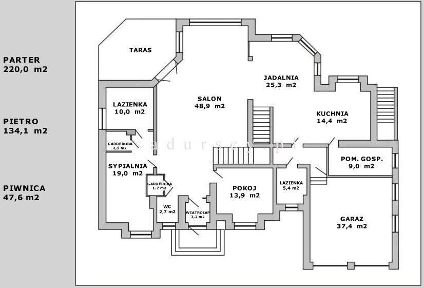 Dom na sprzedaż Magdalenka  460m2 Foto 6