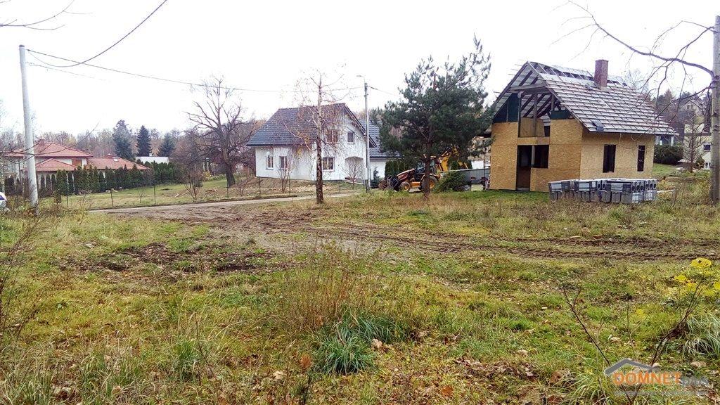 Działka budowlana na sprzedaż Mikołów, Gniotek  1278m2 Foto 1