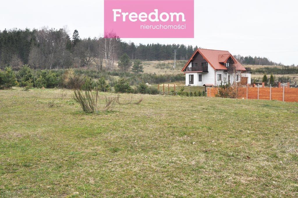Działka budowlana na sprzedaż Nowy Dwór Wejherowski, Okrężna  1387m2 Foto 6