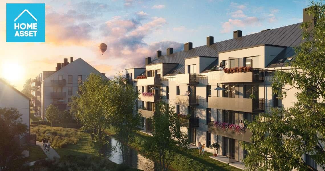 Mieszkanie dwupokojowe na sprzedaż Gdańsk, Niepołomicka  30m2 Foto 4