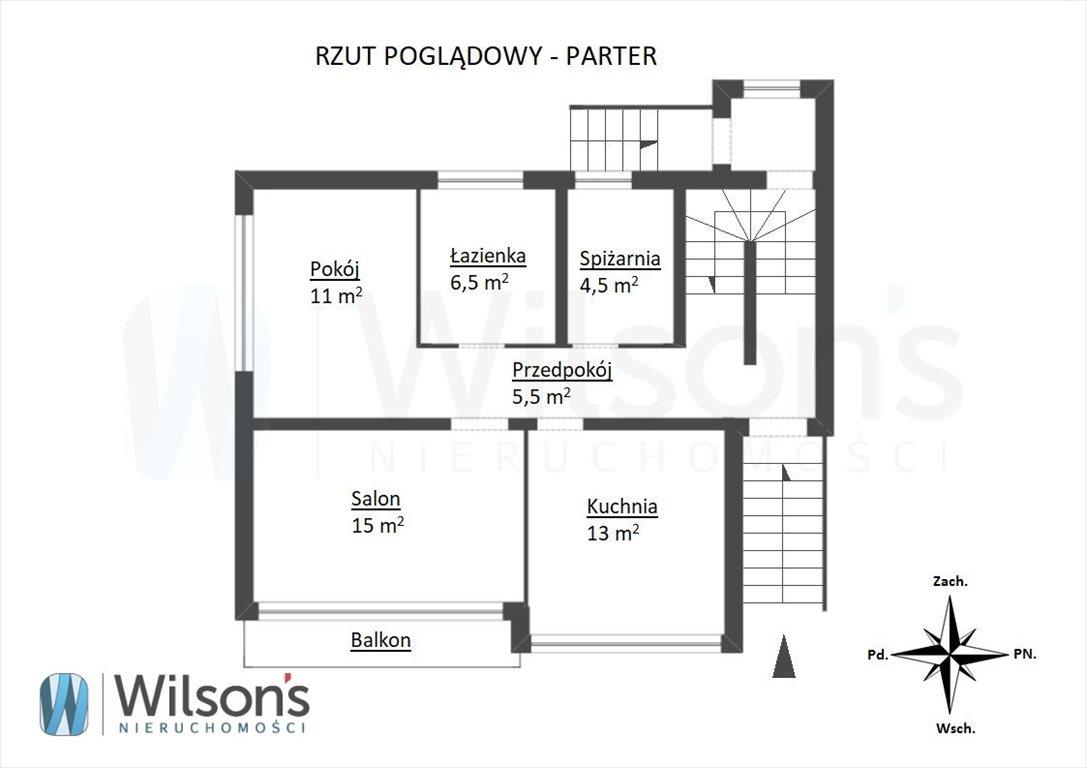 Dom na sprzedaż Milanówek  122m2 Foto 7